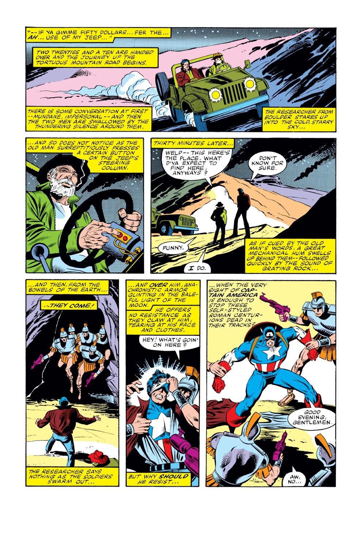 Captain America (1968) Issue #268 #183 - English 14