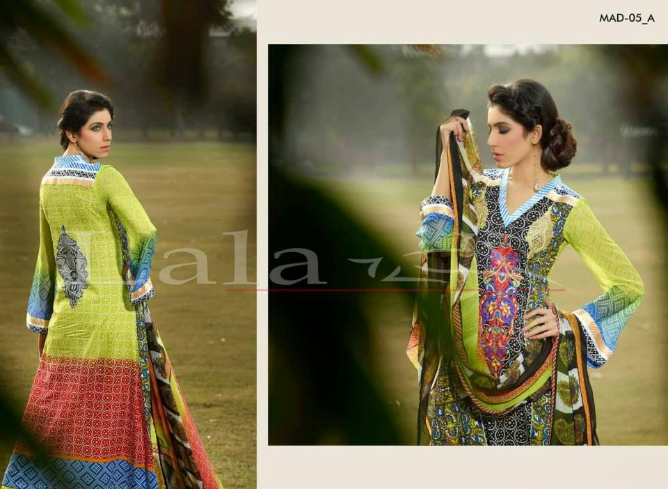 Women Embroidered Dress Collection