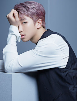Kim Namjoon (Rap Monster)