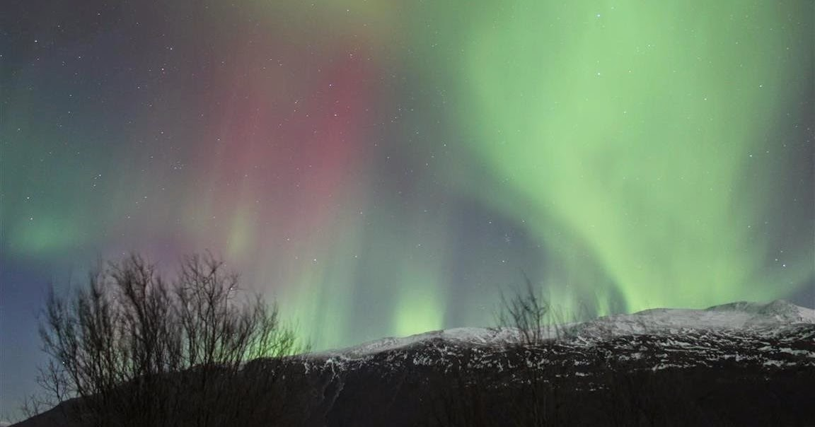 Project Oneworld Norway Northern Lights Near Tromso
