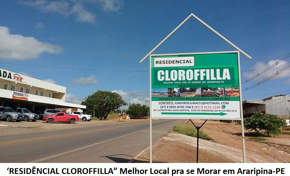 Residencial Cloroffila Melhor Lugar Para Morar Em Araripina