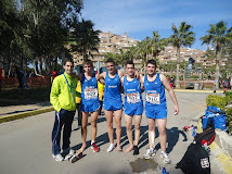 Equipo júnior 2012