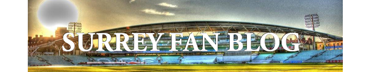 Surrey Fan Blog