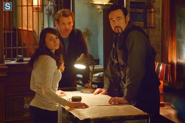 """The Strain - Last Rites - Review: """"The Apocalypse Will Be Televised"""""""