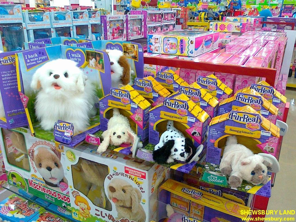 Hasbro Furreal Friends Gogo Walking And Talking Puppy Dog Toy
