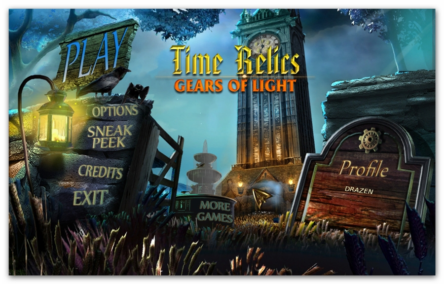 Time Relics: Gears of Light free download