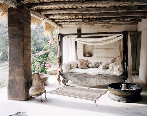 espacios relajantes decoración