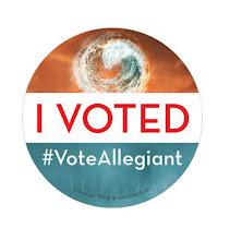 #VoteAllegiant