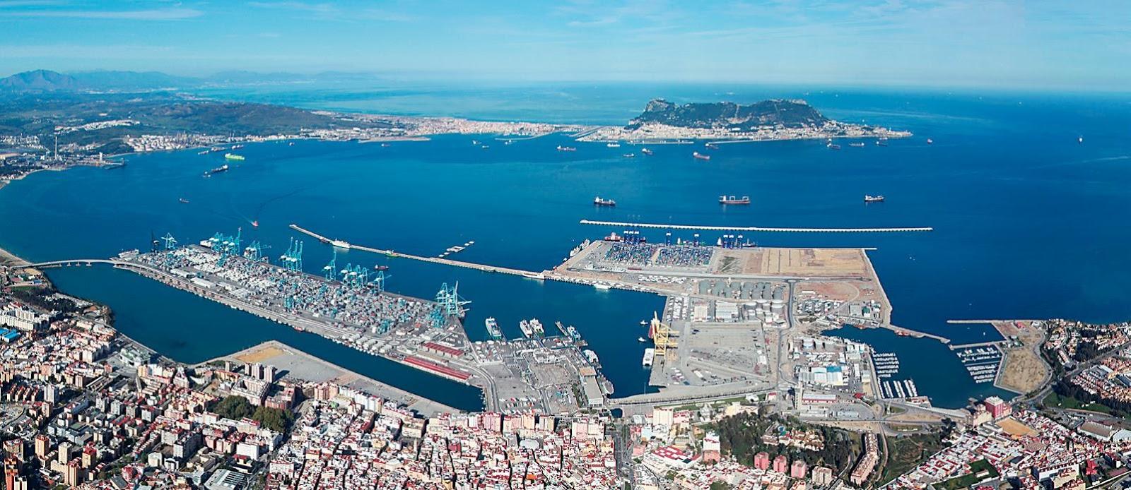 Puerto de algeciras page 3 skyscrapercity - Puerto de algeciras hoy ...