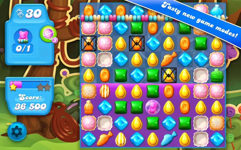 Candy Crush Soda Saga v1.0.0 Mod [Unlimited lives]