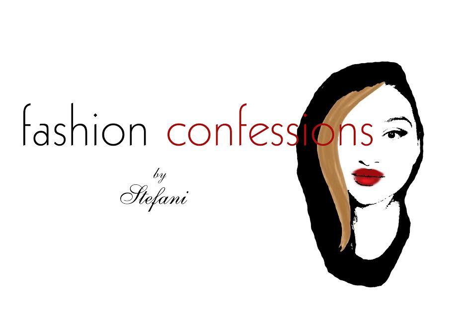 Fashion Confessions