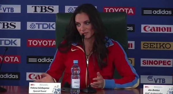 yelena isinbayeva ant-gay slur