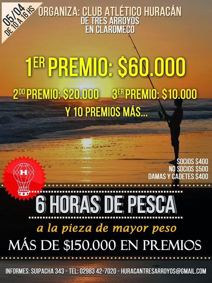 Concurso en Claromeco