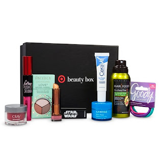 Department: Beauty | Target Beauty Box | Holiday 2015