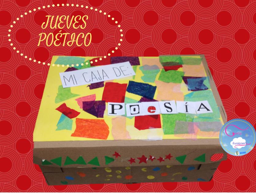 """Proyecto anual """"Los jueves poéticos"""""""