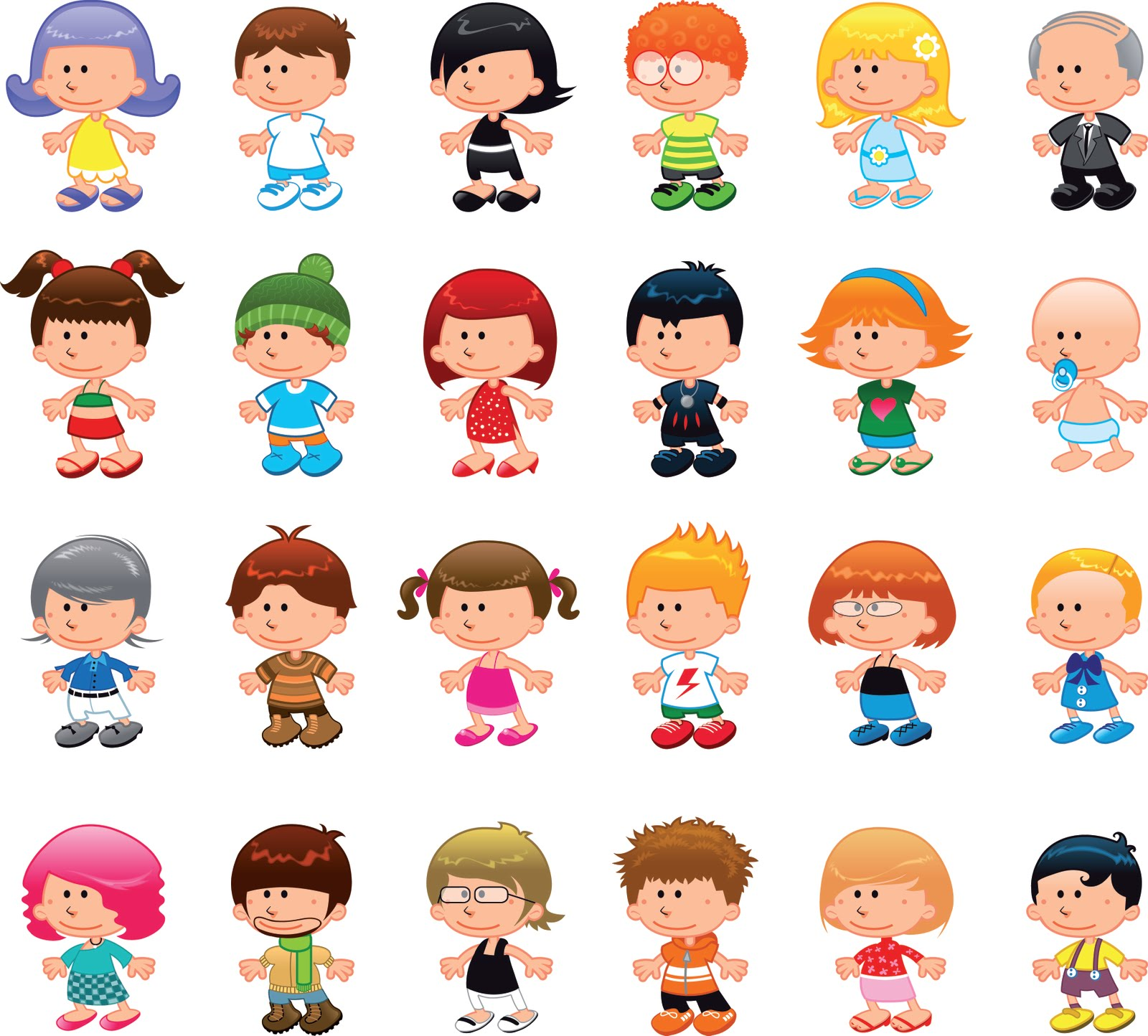 Cartoon Characters Personalities : Insidesign