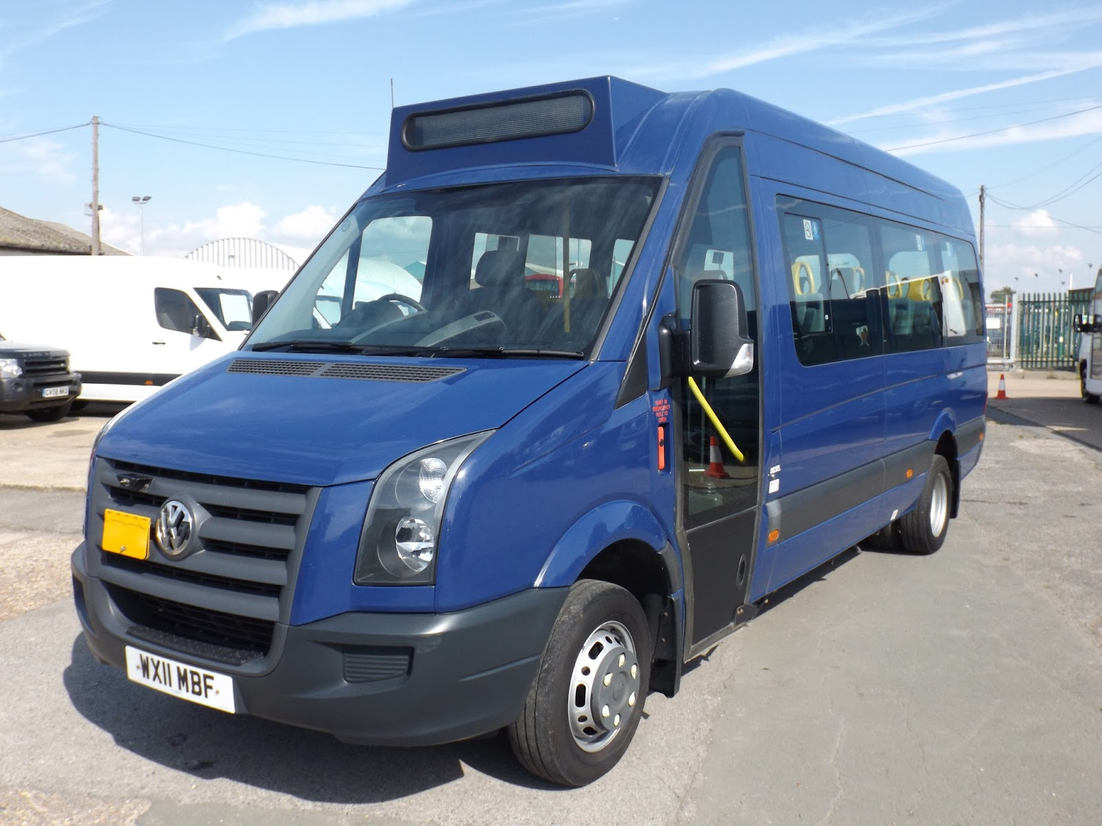access a bus sales uk new vehicles volkswagen crafter cr50 welfare disabled minibuses. Black Bedroom Furniture Sets. Home Design Ideas