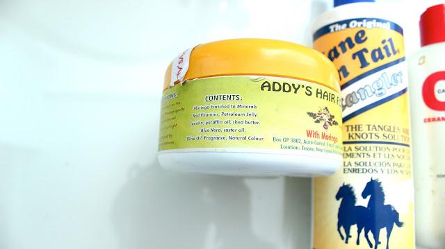 chi silk infusion mane 'n' tail detangler addy's hair food moringa