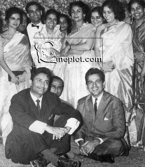 K Asif And Dilip Kumar Sister [nidokidos] LAS...