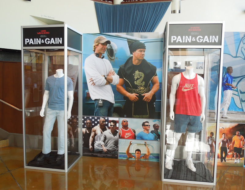 Pain and Gain movie costumes