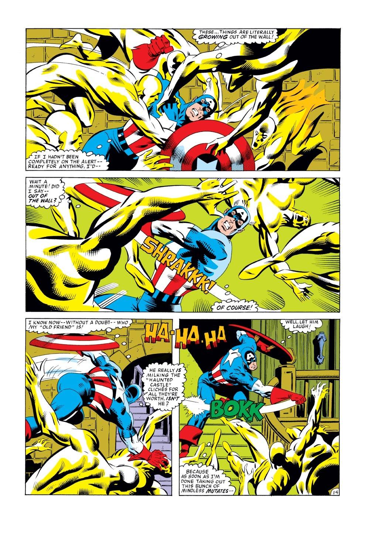 Captain America (1968) Issue #276 #192 - English 15