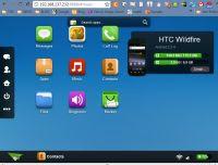 controllo Android via browser
