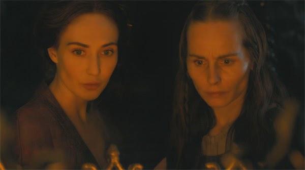 Melisandre en Rocadragón