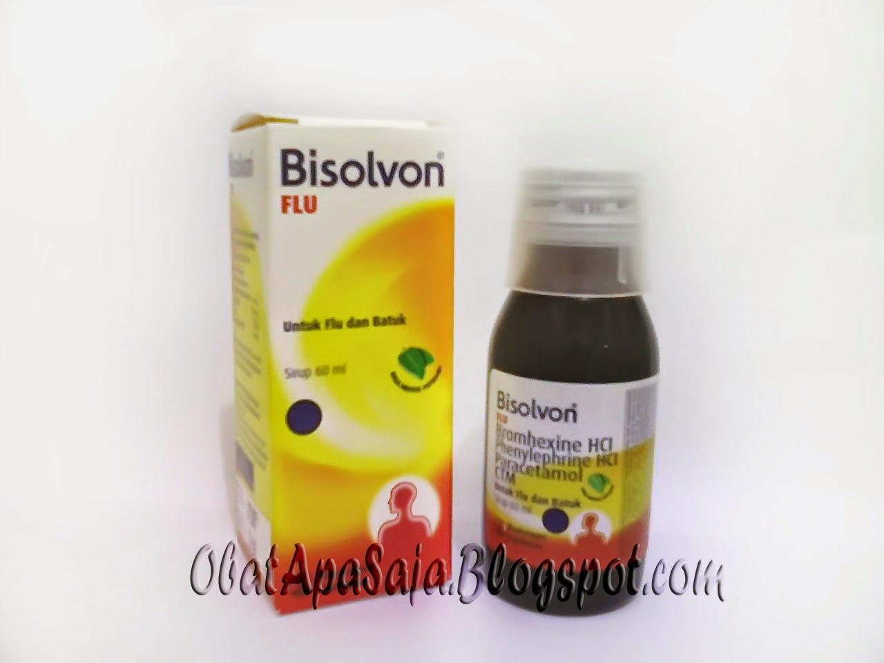 Bisolvon Flu untuk Meringankan Gejala Flu