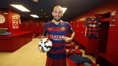 Aleix Vidal Barcelona 2015