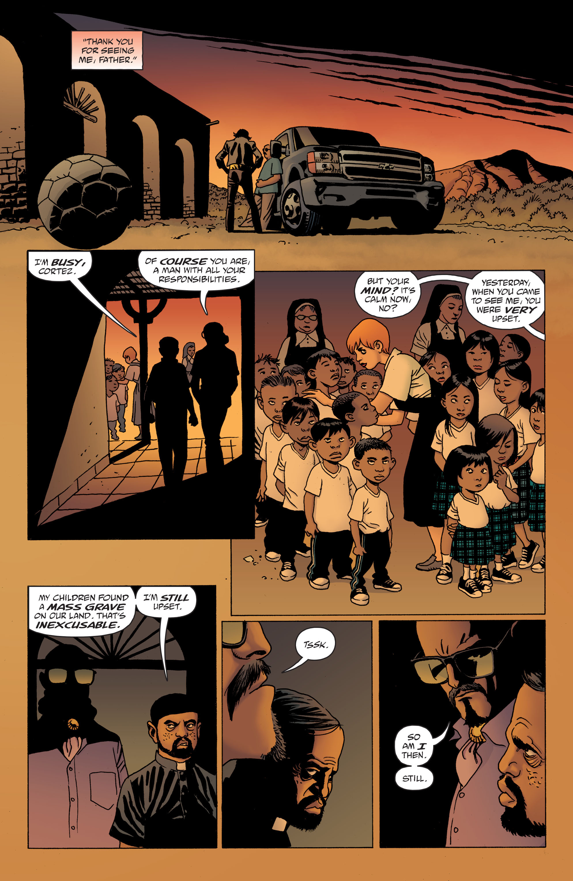 100 Bullets: Brother Lono Full Page 90