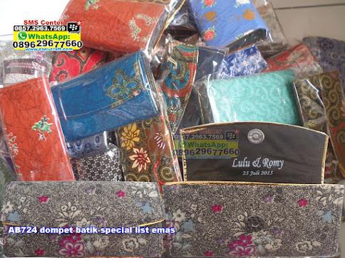 dompet batik special list emas jual