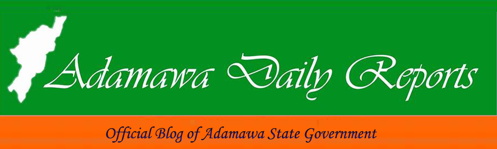 Welcome To The Official Blog Of Adamawa Ministry Of Information