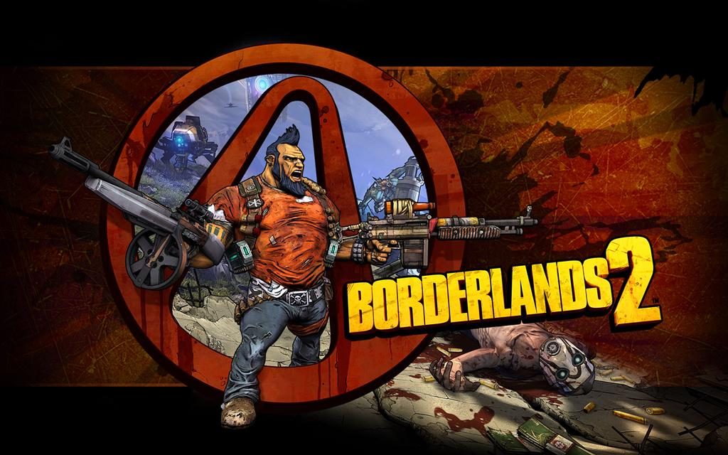Borderlands HD & Widescreen Wallpaper 0.934593615913221