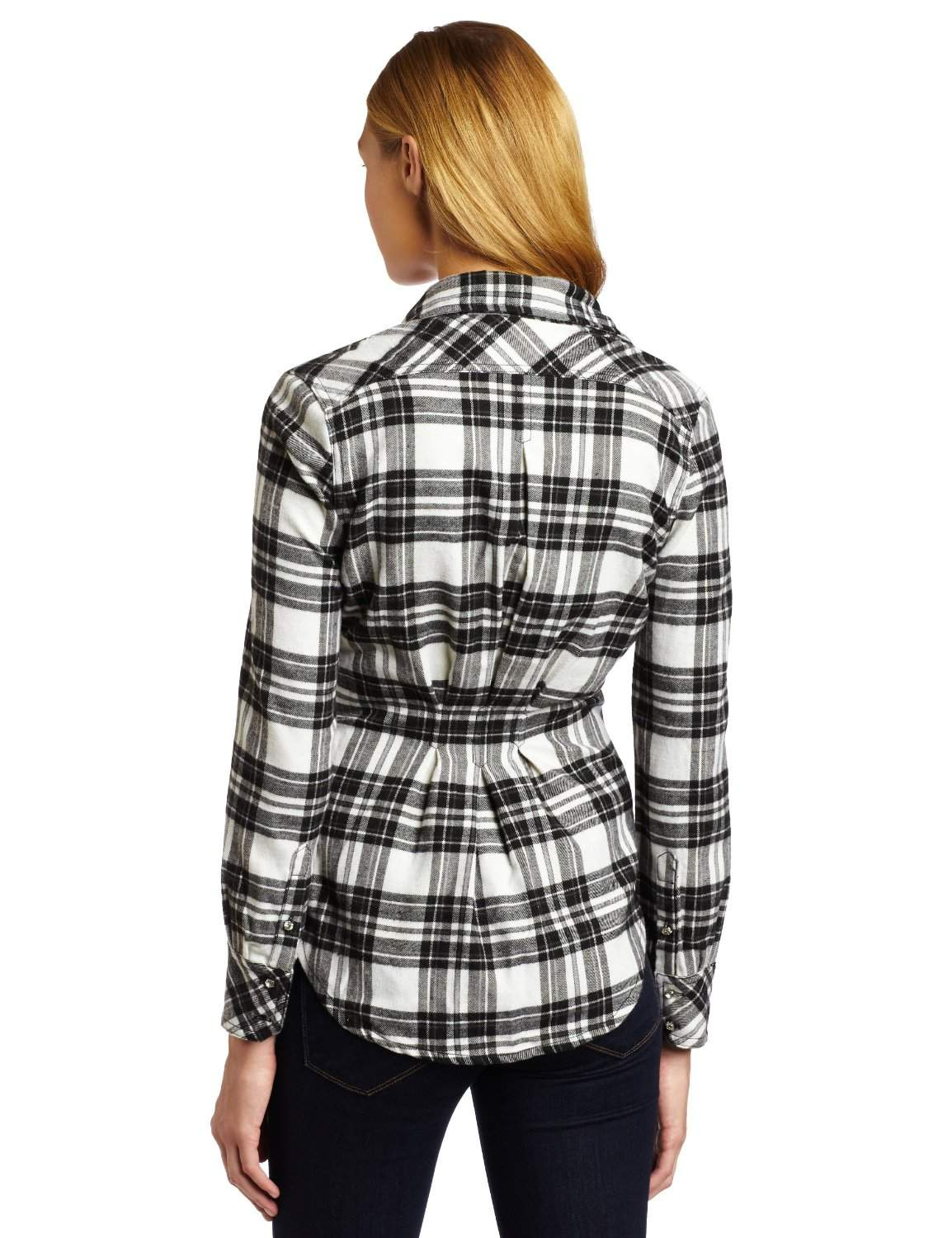 Womens flannel shirts 2012 03 11 for Womens christmas flannel shirt