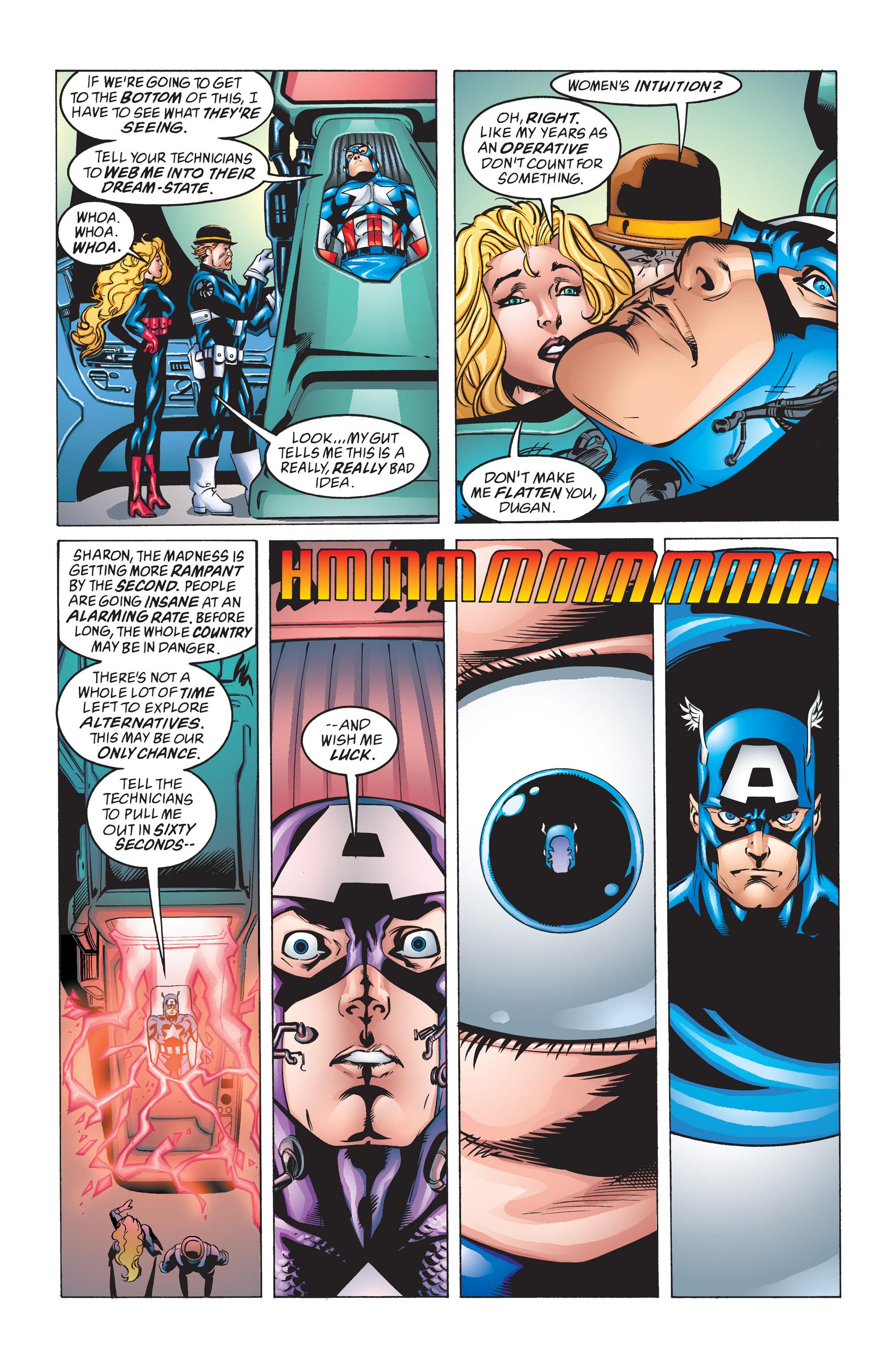 Captain America (1998) Issue #10 #16 - English 20