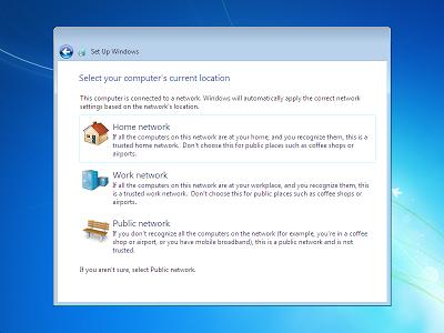Cara Mudah Instal Windows 7 ( Seven )