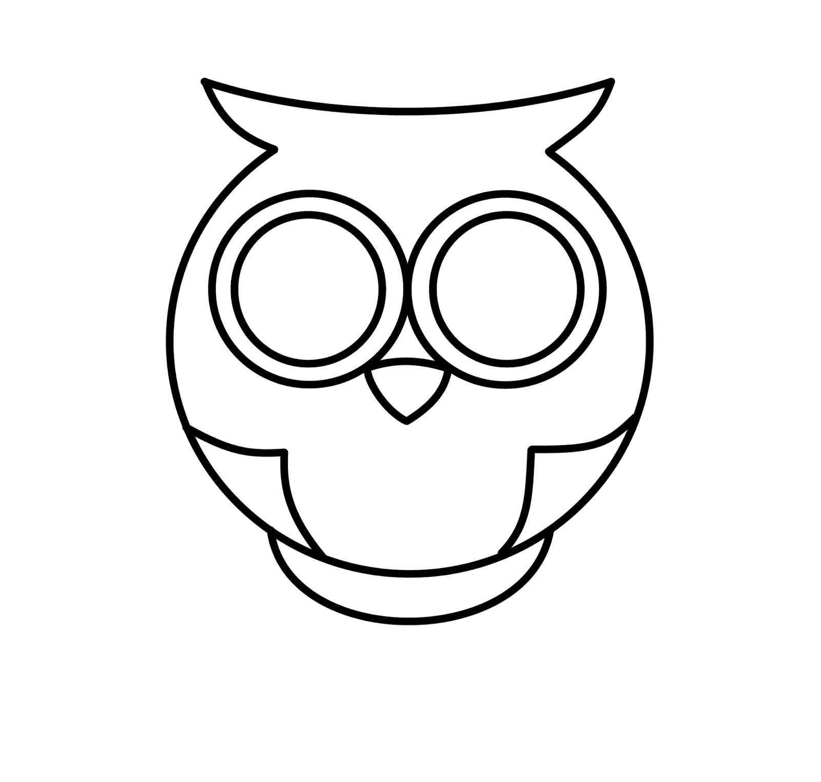 How to draw cartoons owl for Cartoon owl sketch
