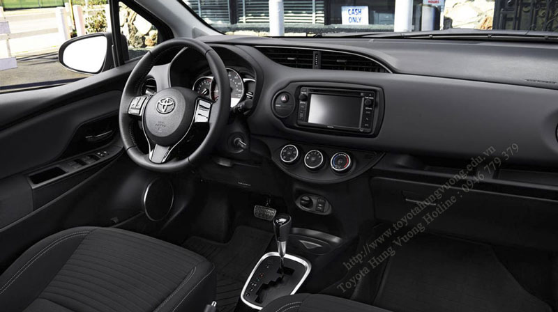 noi that hien dai toyota yaris 2015