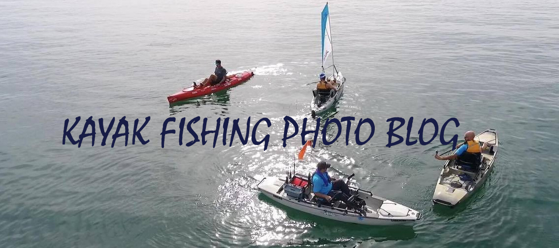 Kayak Fishing Photo Blog