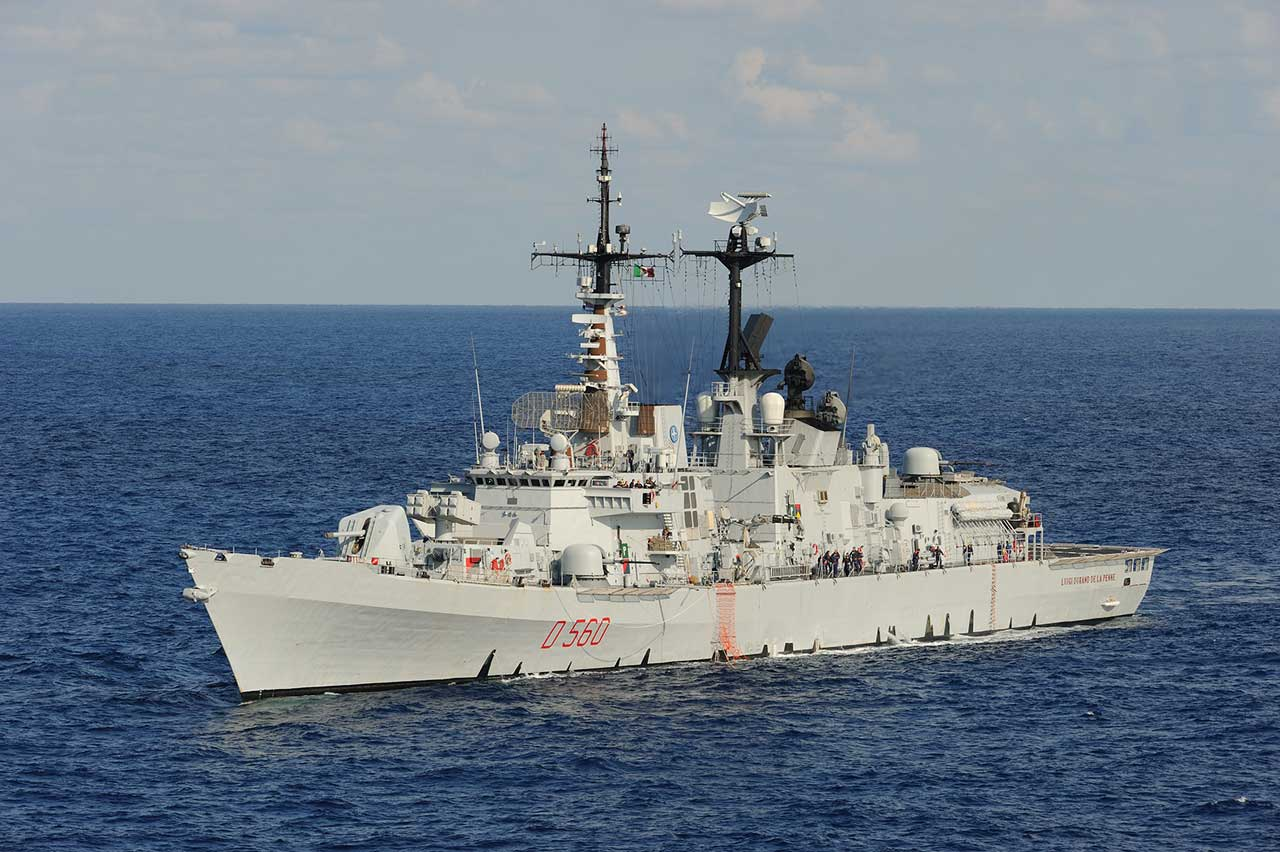Philippine Navy to purchase 2 Italian Navy Maestrale-Class Frigates