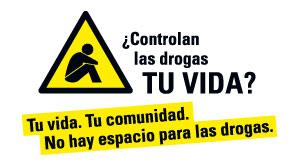DECILE NO A LAS DROGAS