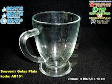 Souvenir Gelas Piala