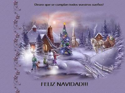 FELICES FIESTAS y AÑO NUEVO!!!