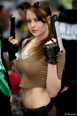 wondercon cosplay girls 09 Gadis Cosplay Hot Di WonderCon