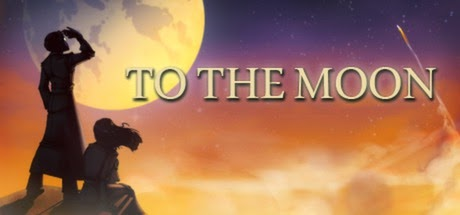 to the moon game poster header