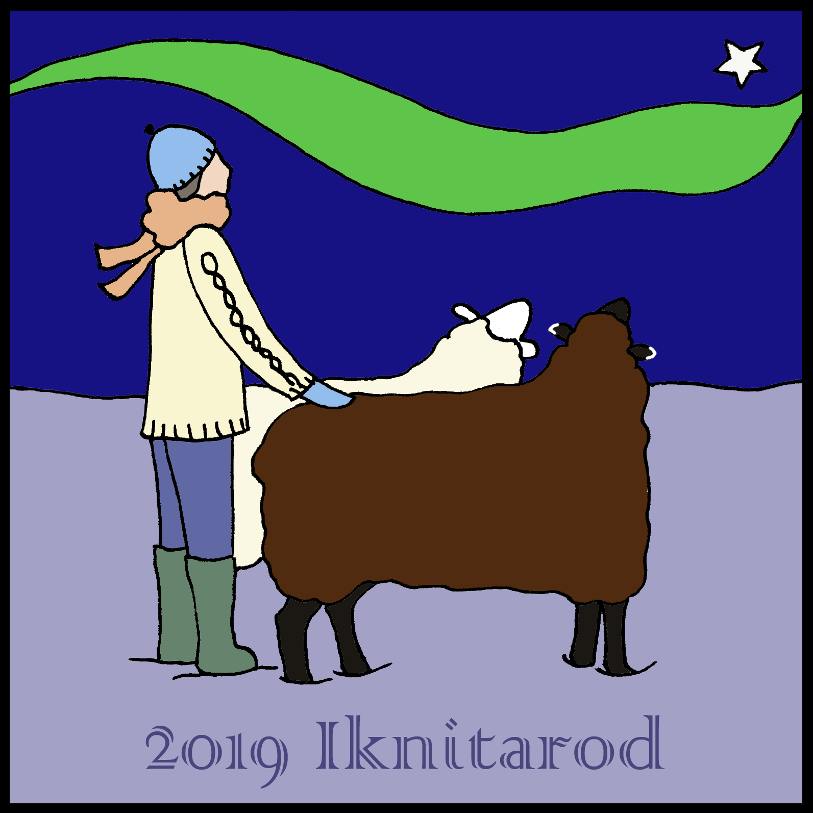 2019 Iknitarod/Iknitaredux