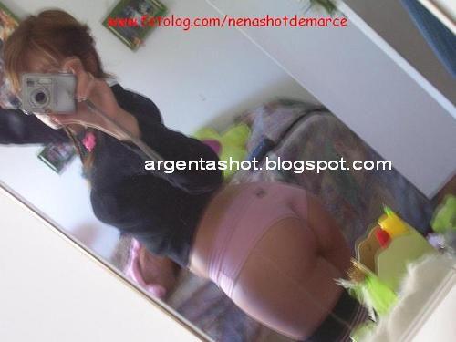 La Moly pendeja con tremendo orto argentina
