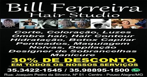 BILL FERREIRA HAIR STUDIO