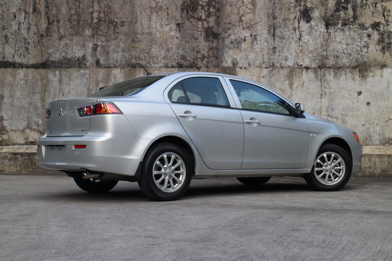 Review 2013 Mitsubishi Lancer EX GLX AT  CarGuidePH