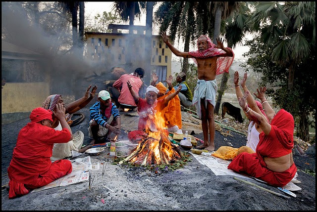 tantrik workship in tarapith